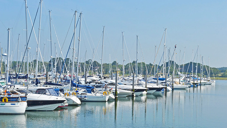 lymington-marina